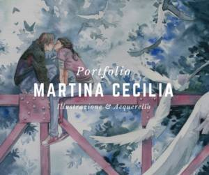 martina cecilia - illustrazione e acquerelli