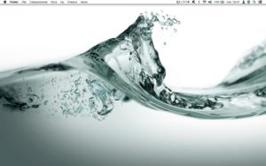 Un desktop che mi faccia venire voglia di bere più acqua