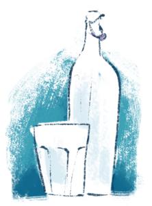Crea nuove abitudini - Bevi più acqua