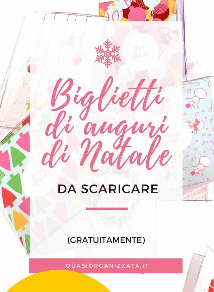Biglietti di auguri di natale da stampare a casa #natale #faidate #crafts #decorazioni