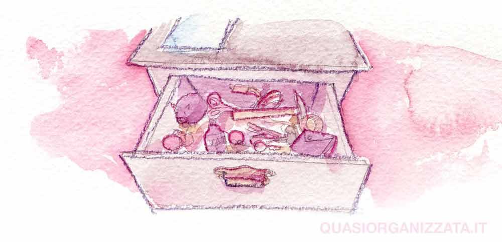 15 cose inutili di cui ti puoi liberare subito - il cassetto degli orrori