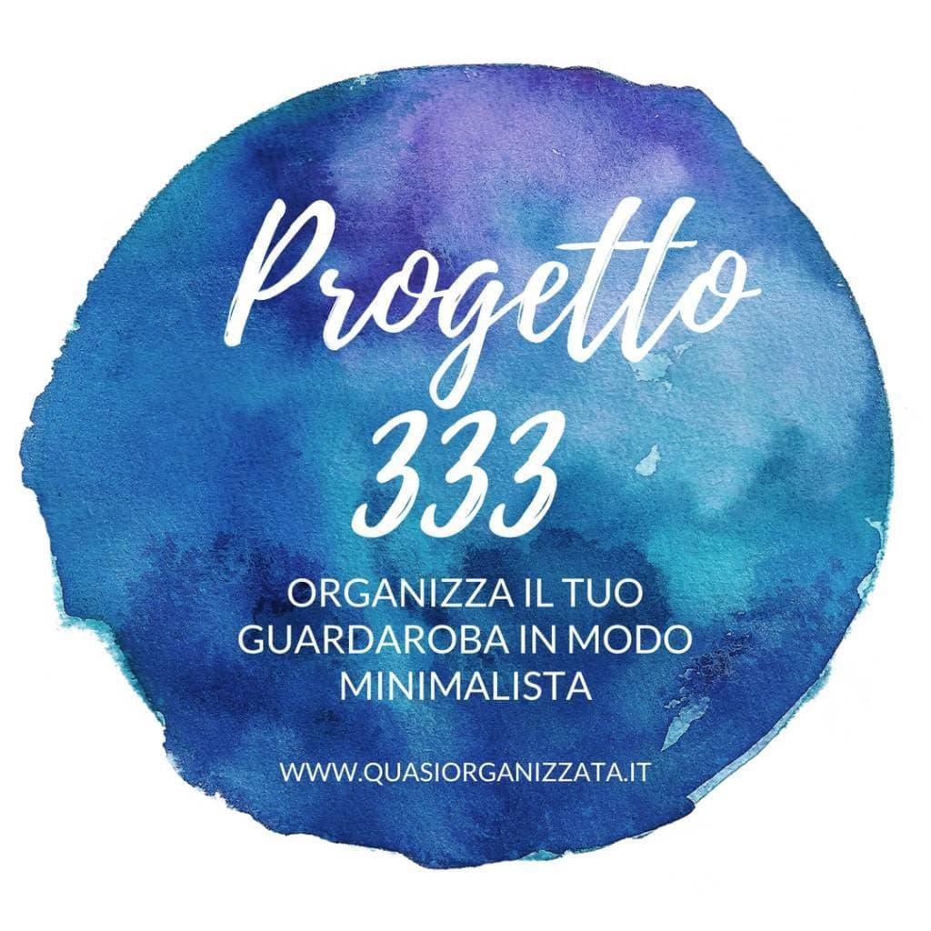 Progetto 333 organizza il tuo guardaroba in modo minimalista
