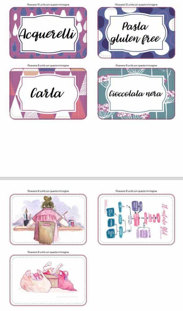 Come creare Etichette per barattoli da stampare gratuite da scaricare - etichette editabili