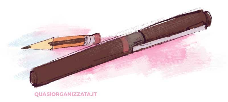Mantenere l'agenda: crea un tuo rituale #bulletjournalitalia