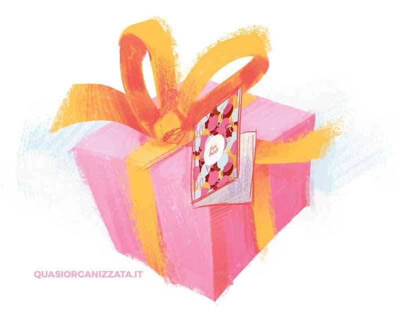 12 idee per regali che non creano clutter - #regali #natale