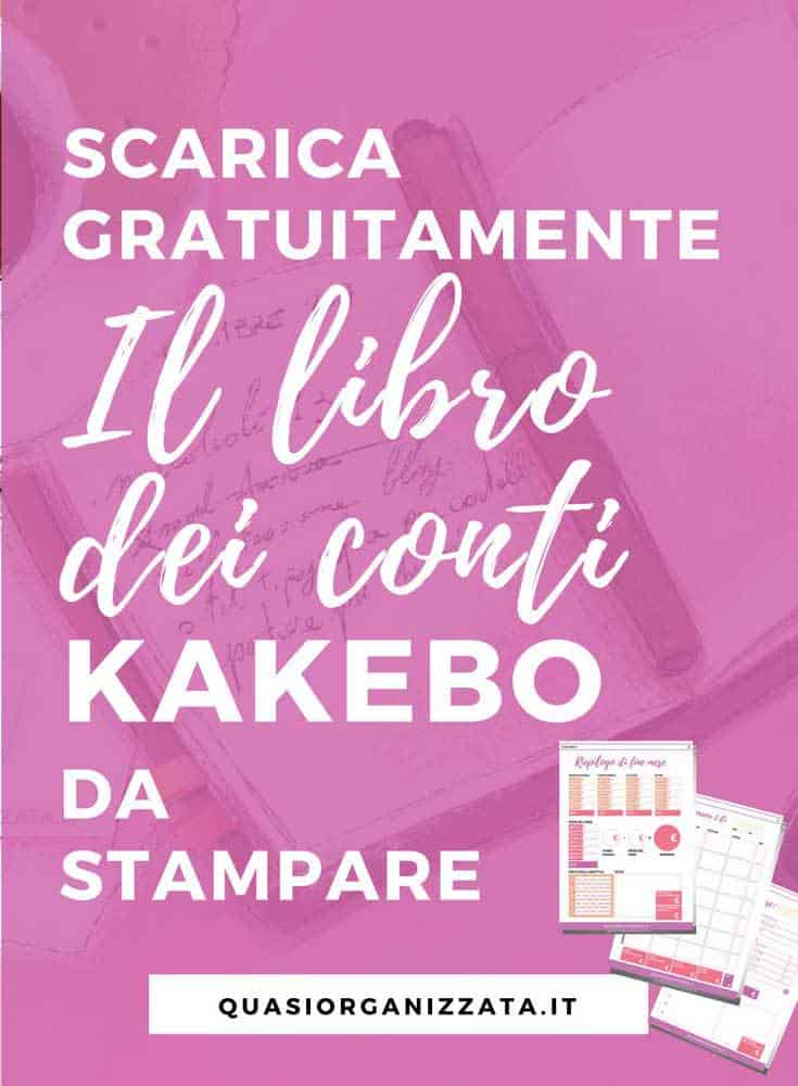 Metodo Konmari checklist in italiano