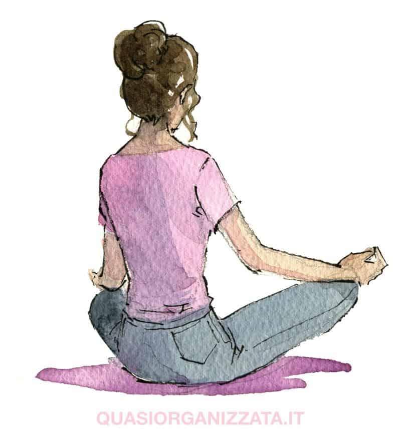 Meditazione! non devi essere una sorta di santone per praticarla